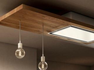 Кухонные вытяжки Elica для встраивания в потолок – функционал моделей