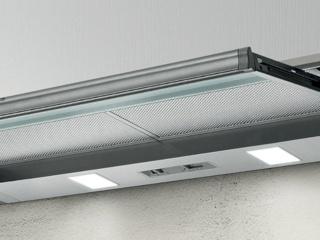 Регулировка интенсивности света в вытяжках Elica
